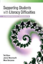 Supporting Students with Literacy Difficulties
