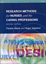 Research Methods For Nurses And The Caring Professions 2/E af Abbott