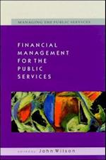 Financial Management For The Public Services