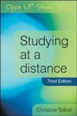 Studying at a Distance (Open Up Study Skills)