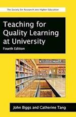 Teaching for Quality Learning at University (UK Higher Education Oup Humanities Social Sciences Higher Education Oup)