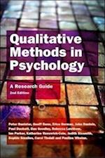 Qualitative Methods In Psychology: A Research Guide af Katherine Runswick Cole, Rebecca Lawthom, Peter Banister