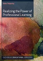 Realizing the Power of Professional Learning (UK Higher Education Oup Humanities Social Sciences Education Oup)