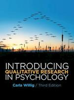 Introducing Qualitative Research in Psychology (UK Higher Education OUP Psychology)