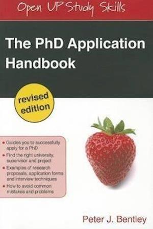 The PhD Application Handbook, Revised edition