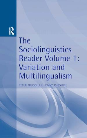 Sociolinguistics Reader Vol 1