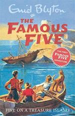 Famous Five: Five On A Treasure Island (The Famous Five, nr. 1)