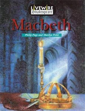 Bog paperback Shakespeare Graphics: Macbeth af William Shakespeare Marilyn Pettit Phil Page