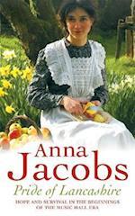 Pride of Lancashire af Anna Jacobs