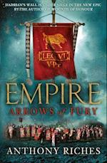 Arrows of Fury: Empire II af Anthony Riches
