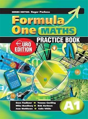 Formula One Maths Euro Edition Practice Book A1