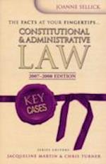 Key Cases: Constitutional and Administrative Law (Key Cases)