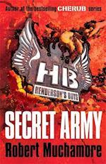 Henderson's Boys: Secret Army (Henderson's Boys, nr. 3)