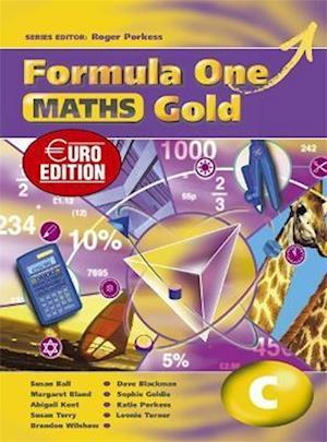 Formula One Maths Euro Edition Gold Pupil's Book C
