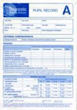 Diagnostic Reading Analysis Pupil Record Sheet A (Diagnostic Reading Analysis Series)