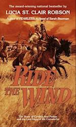 Ride the Wind af Lucia St Clair Robson, Lucia St Clair-Robson