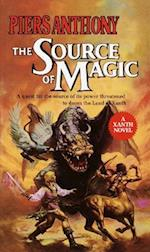 The Source of Magic af Piers Anthony