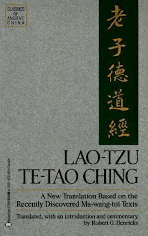 Bog, paperback Lao Tzu af Lao Tzu, Robert G Henricks