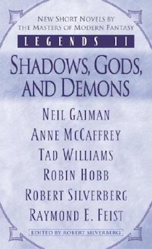 Bog paperback Legends II af Anne Mccaffrey Robert Silverberg Raymond E Feist