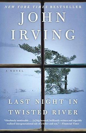 Bog paperback Last Night in Twisted River af John Irving