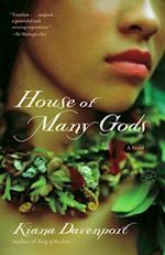 House of Many Gods af Kiana Davenport