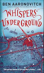 Whispers Under Ground (Peter Grant, nr. 3)