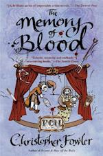The Memory of Blood (Peculiar Crimes Unit Mysteries Bantam Hardcover)