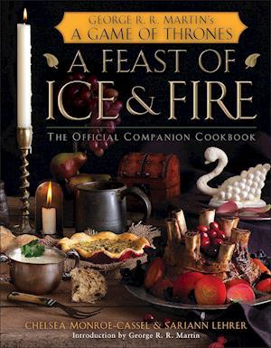 Bog hardback A Feast of Ice and Fire af George R R Martin