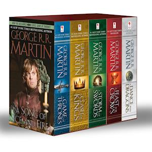 Bog, sampak A Game of Thrones af George R. R. Martin