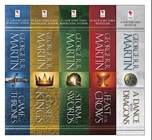 George R. R. Martin's A Game of Thrones 5-Book Boxed Set (Song of Ice and Fire Series) af George R R Martin