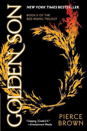 Bog, paperback Golden Son af Pierce Brown