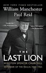 The Last Lion af Paul Reid, William Manchester