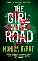 Girl in the Road af Monica Byrne