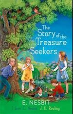 The Story of the Treasure Seekers (VIRAGO MODERN CLASSICS)