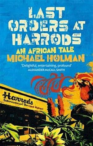 Last Orders At Harrods