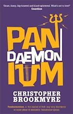 Pandaemonium af Christopher Brookmyre