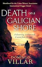 Death On A Galician Shore af Domingo Villar