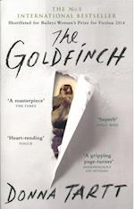 The Goldfinch af Donna Tartt