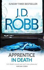 Apprentice in Death af J. D. Robb