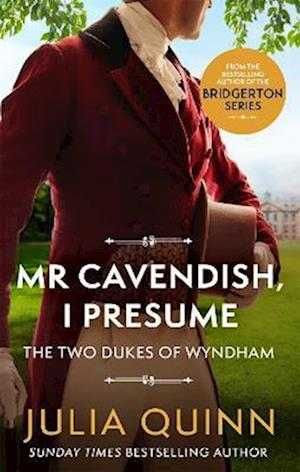 Mr Cavendish, I Presume