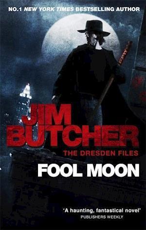 Bog, paperback Fool Moon af Jim Butcher