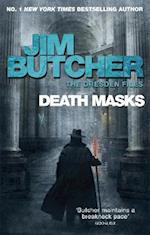Death Masks af Jim Butcher
