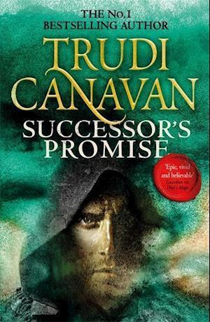 Bog hardback Successor's Promise af Trudi Canavan