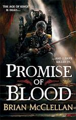 Promise of Blood af Brian Mcclellan