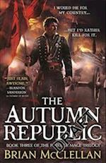 The Autumn Republic af Brian Mcclellan