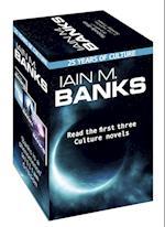 Iain M. Banks Culture - 25th anniversary box set