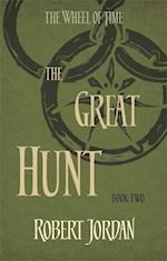 The Great Hunt (Wheel of Time, nr. 2)