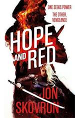 Hope and Red af Jon Skovron