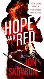Hope and Red af Jon Skovron