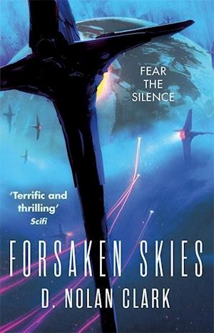 Bog, paperback Forsaken Skies af D. Nolan Clark